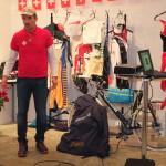 Vom Rollstuhl zum Iron Man und weiter an die Paralympics 2016