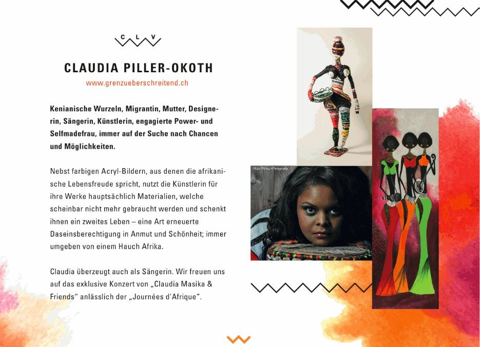Claudia Piller-Okoth